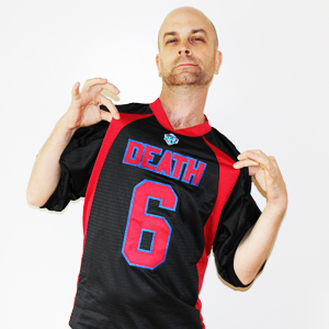 Orbiting Death Jersey