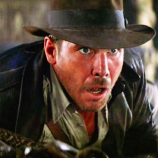 Indiana Jones stressed by Scott Sigler's ALIVE
